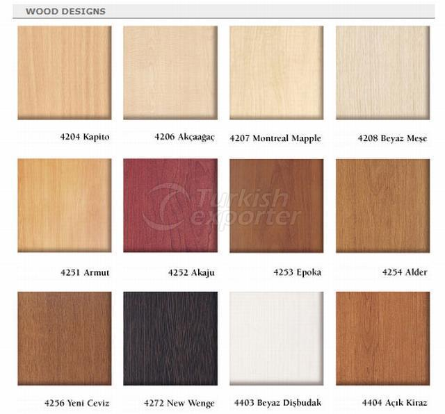 Chipboard Woods Designs
