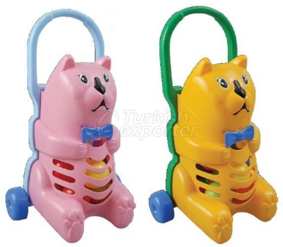 Trolley Cat