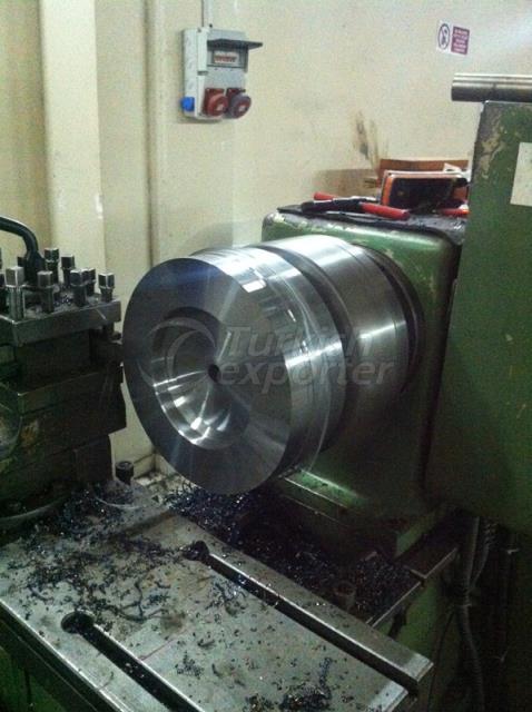 Manastech Пресс-цилиндр
