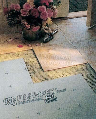 Floor Fiberock