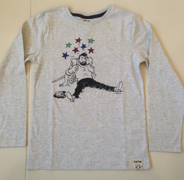 Sweatshirt Y13.1610.B.1.2B.697