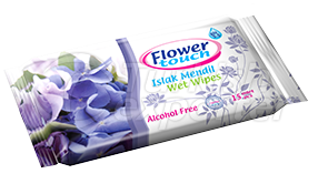 FlowerTouch Wet Wipes