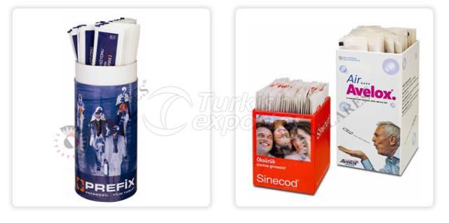 Caixas de papelão duro Boxes Abeslang