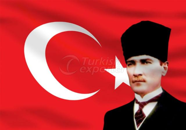 Turkish Flag INTER B-021