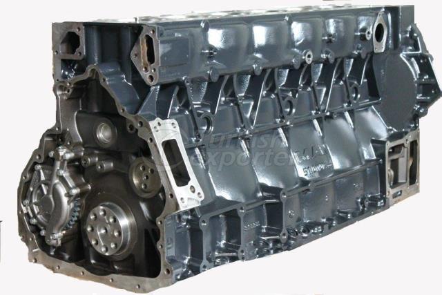 Kısa Uzun Blok Motorlar D2676