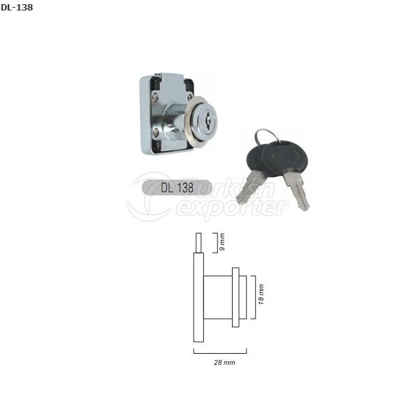 Drawer Lock DL-138