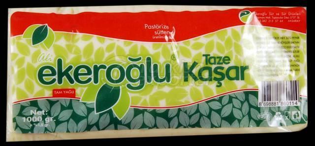 Fresh Kashar Cheese 1 KG