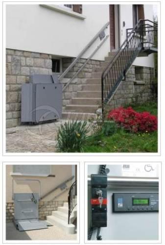 Лифтовые системы для инвалидов Hiro 350
