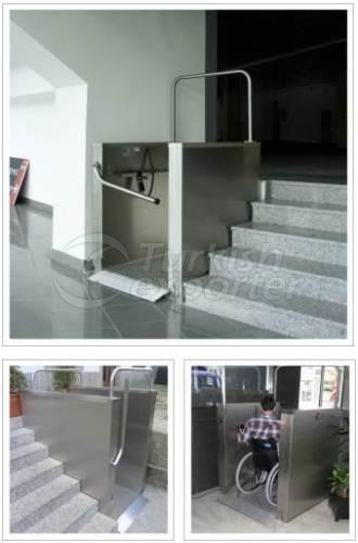 Лифтовые системы для инвалидов Hiro 450