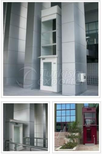 Лифтовые системы для инвалидов WLP 400