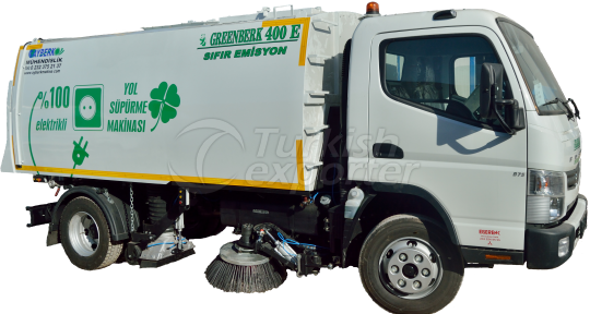 Truck-Mounted Road Sweeping Machines