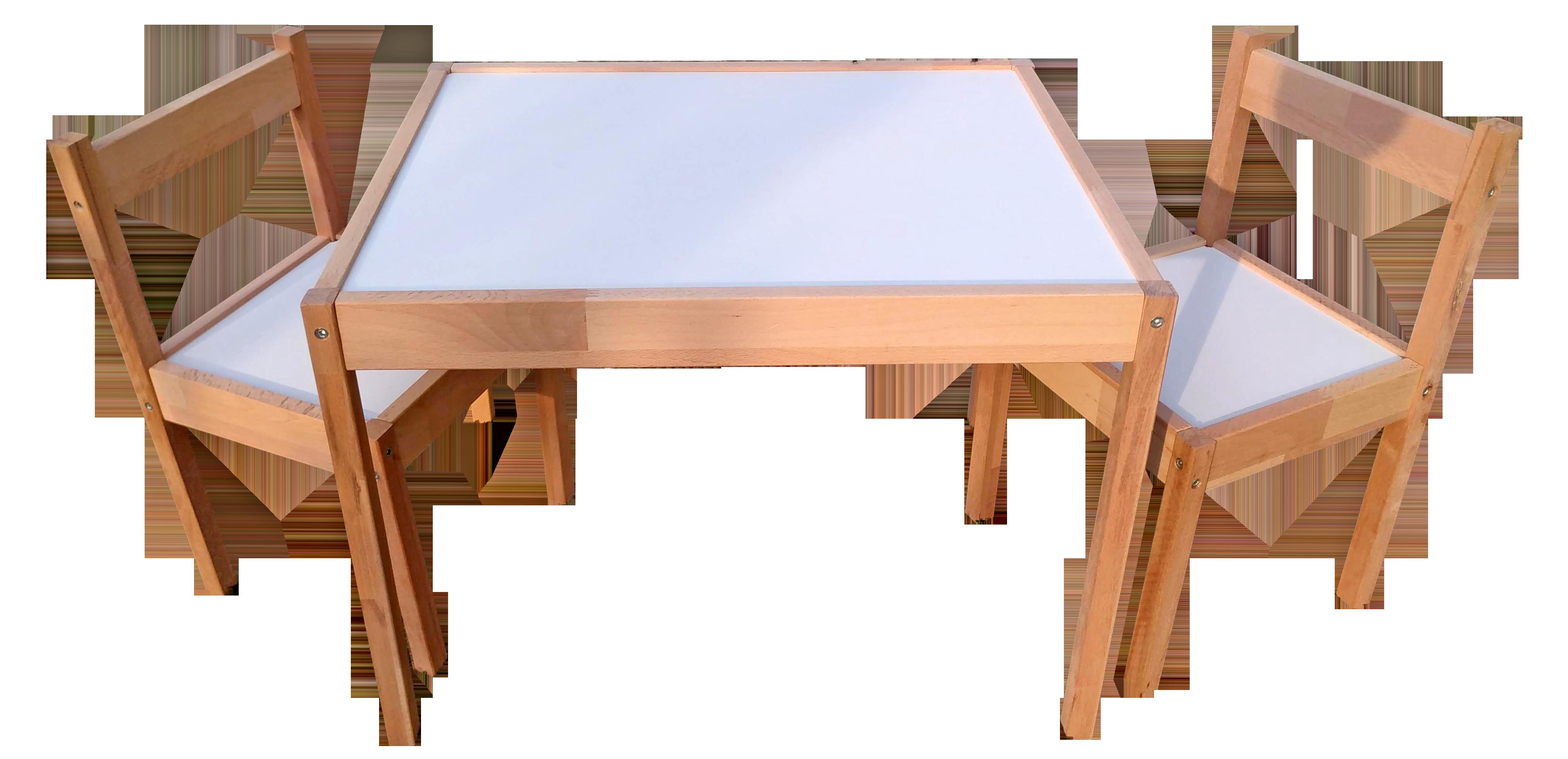 Montessori Table