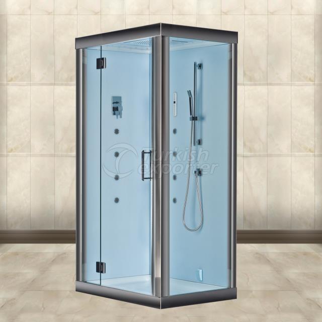 Systèmes de douche à vapeur et de massage Erenos