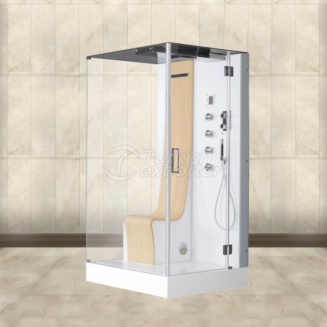 Systèmes de douche à vapeur et de massage Kratos