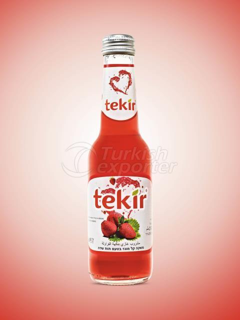 Strawberry flavoured  drink