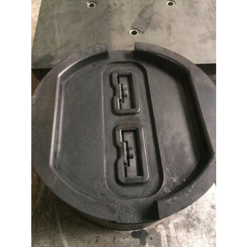 Wrought Iron Mould