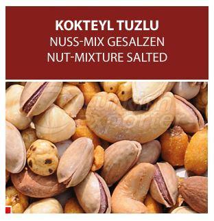 Nut Mixture Salted