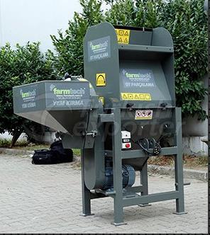 OYK-Grass Shredder And Feed Grinder Machine