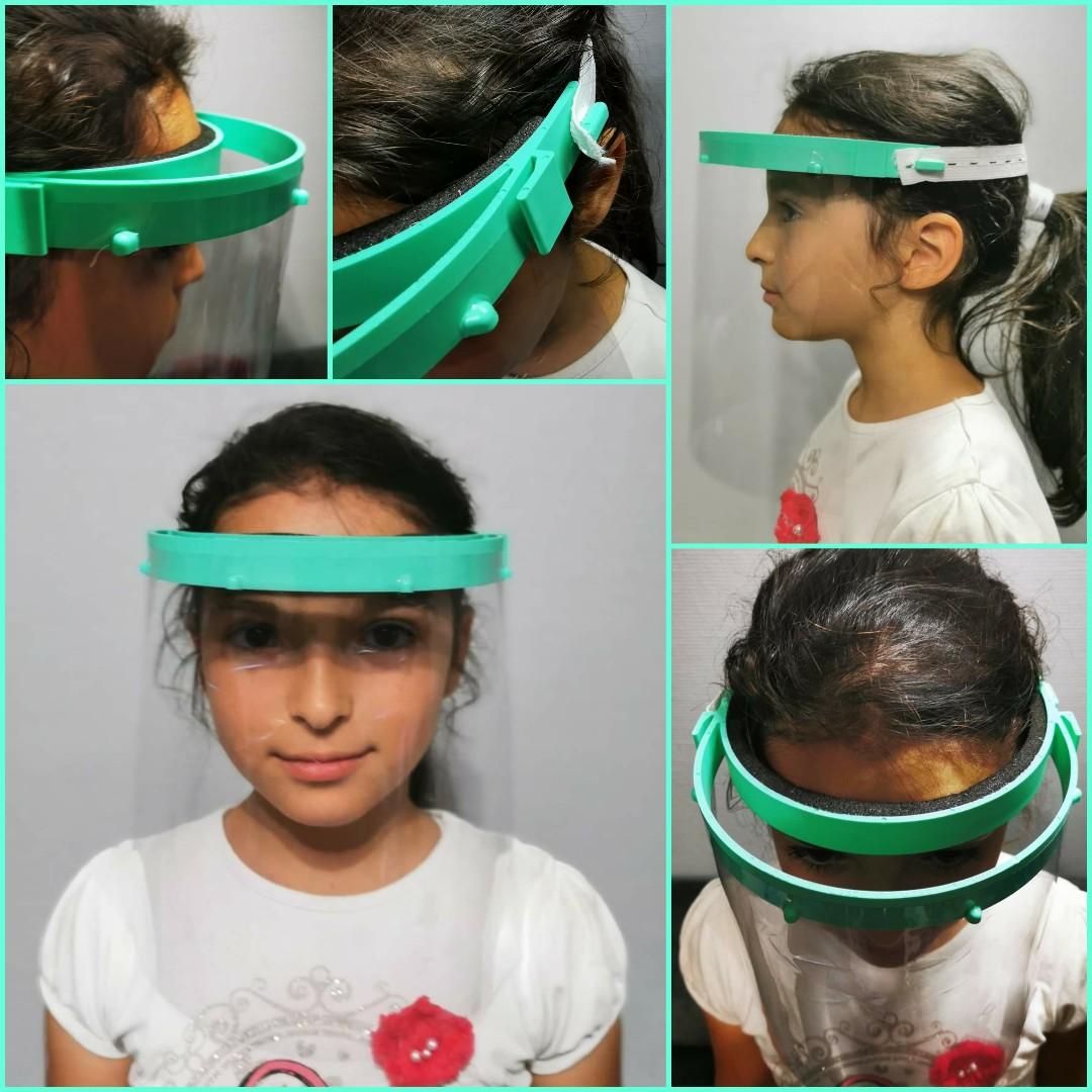 SITRESSON Plastic Face Visor