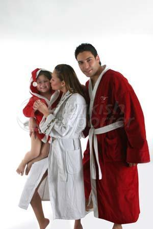 Turkish bathrobe