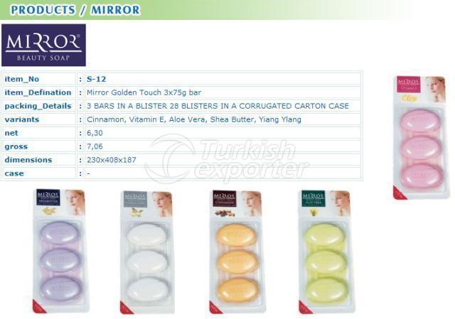 Soap Mirror S-12