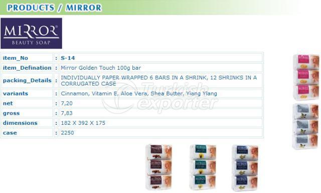 Soap Mirror S-14
