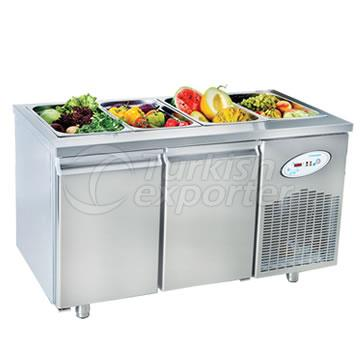 Horizontal Storage Refrigerators