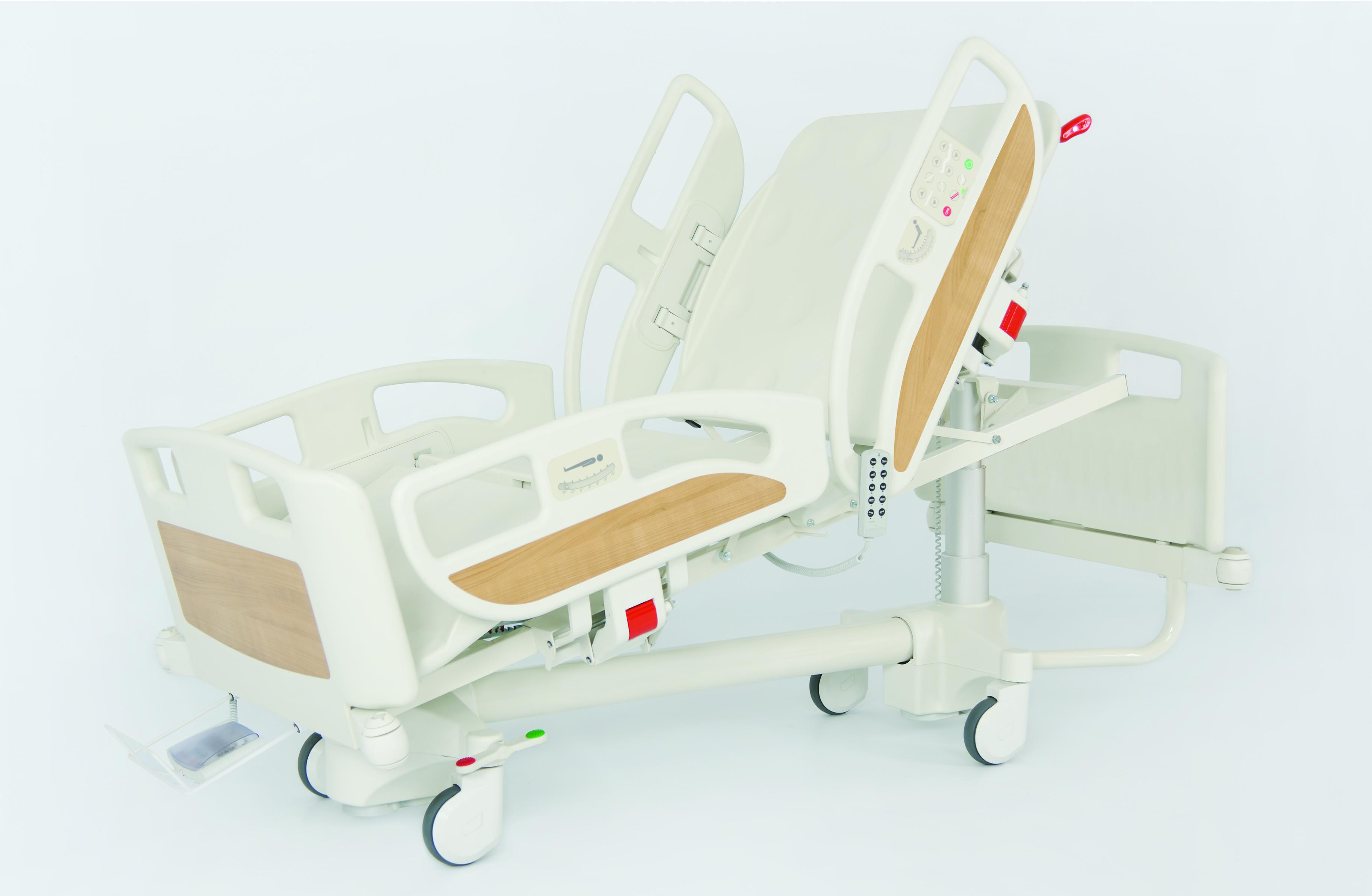 90191136 4 MOTORS HOSPITAL BEDS