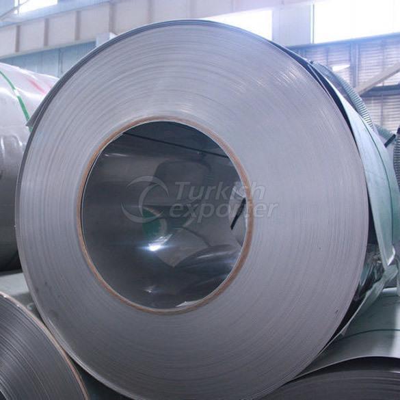 Chapas de aço laminadas a quente