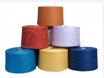 Polyviscose Double Ply Yarns
