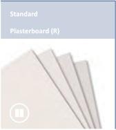 Standard Plasterboard