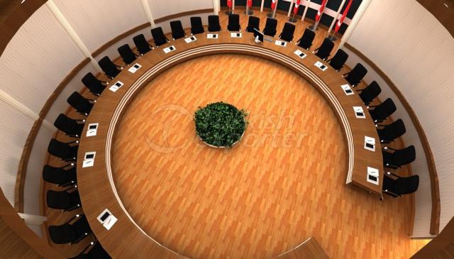 Meeting Table CIRCLE
