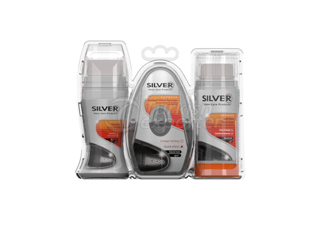 SMART TRAVEL WITH SILVER MINI SHOE CARE KIT