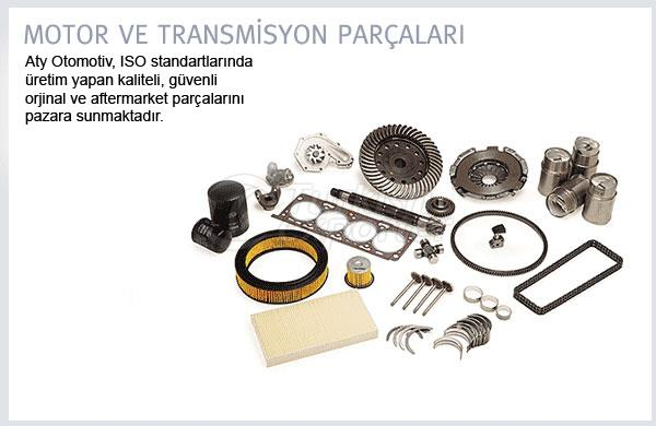 Engine and Transmission Parts