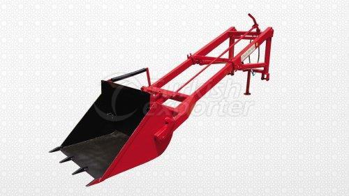 Tractor Rear Loading Bucket