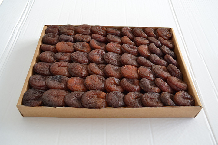 Sun Dried Apricot 2