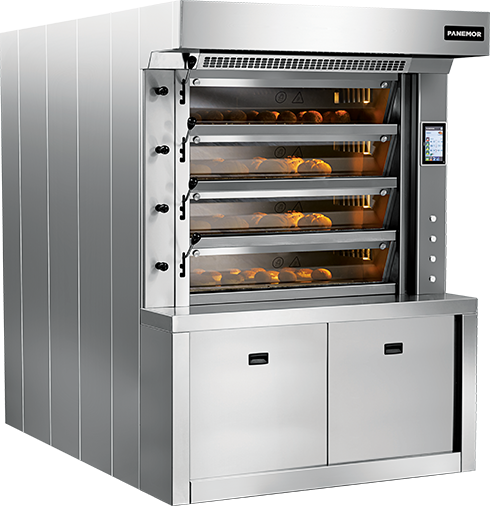 STEAM TUBE DECK OVEN