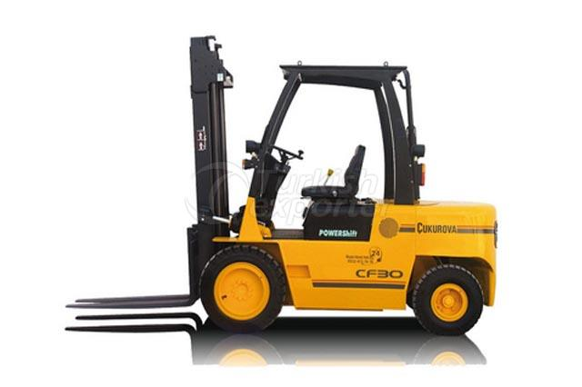 CF30PS - CF40FX - Forklifts
