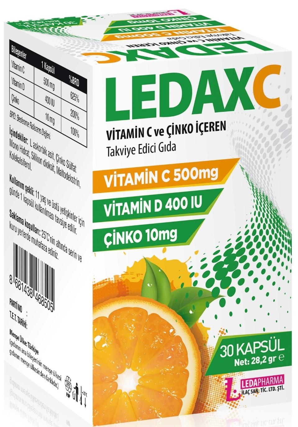 LEDAX C