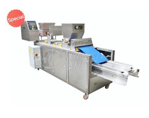 Oily Brittle Machine SCM 41