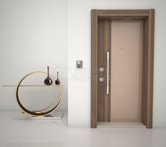 Çelik Kapı -VIP 208 FORS
