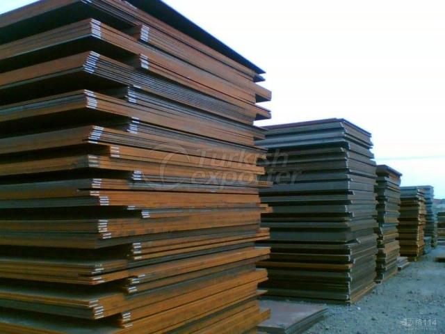 Hot Rolled Iron
