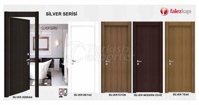 Porta Interior Série Prata