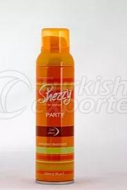 Deodorant  -Shezzy Party