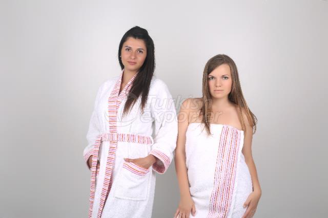 Sauna Havlusu K002
