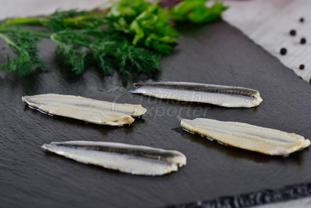 Naturel Anchovy Fillet