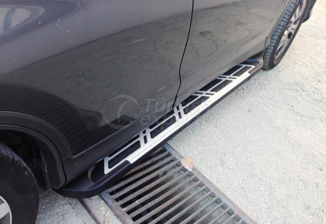 Sunrise Running board