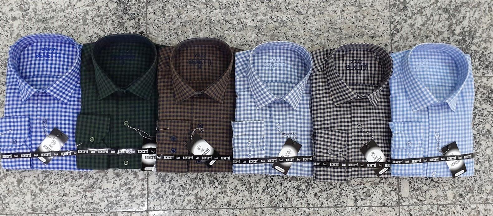 chemises à carreaux hommes classiques