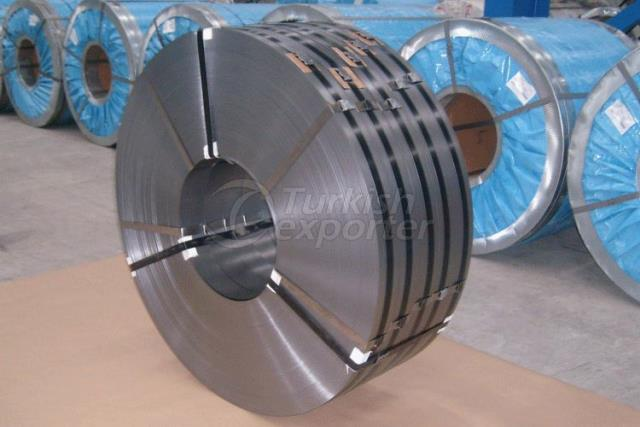 Slitted Steel Strip