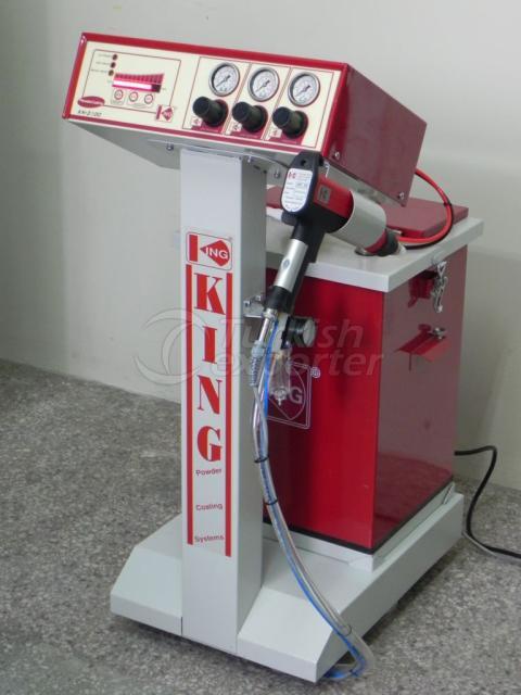 KN 3100 Powder Coating Equipment
